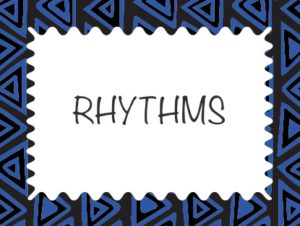 djembe drum lessons - Rhythms